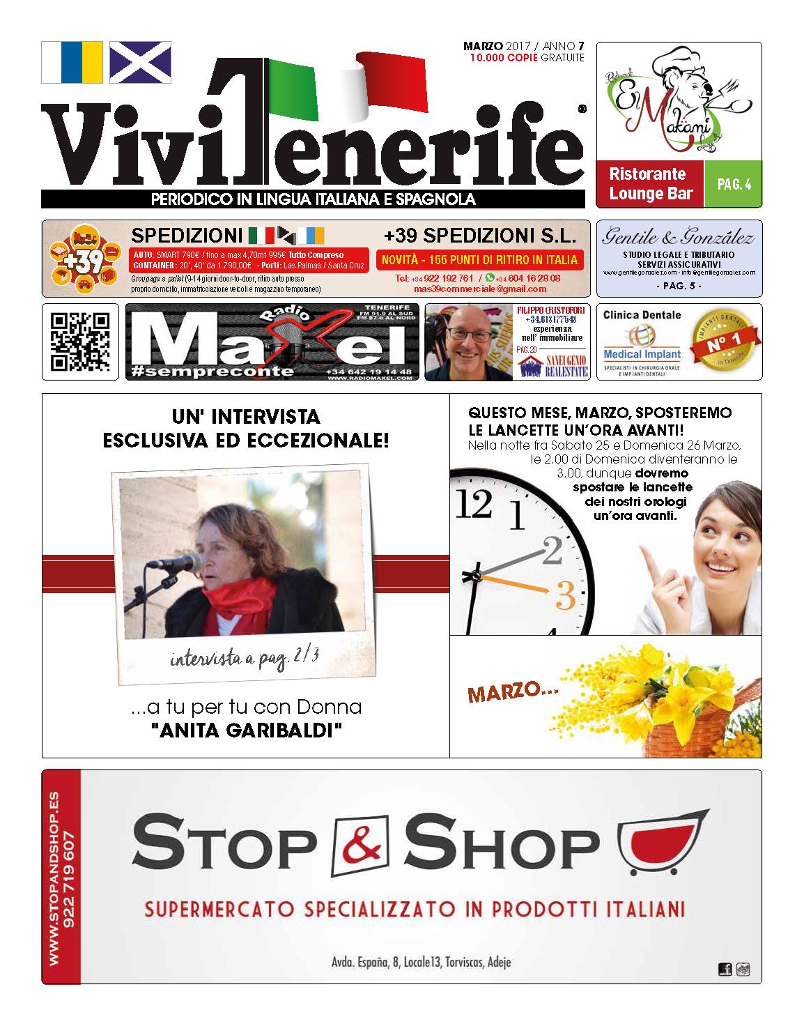 ViviTenerife Marzo 2017
