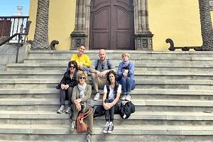 Giornalisti francesi alla scoperta dei luoghi più caratteristici di Tenerife